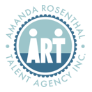 Amanda Rosenthal Talent Agency Mobile Logo